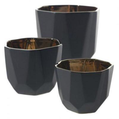 Benito Pot Black