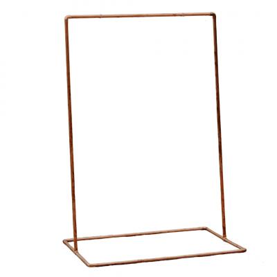 Copper Frame Sign Landscape 2